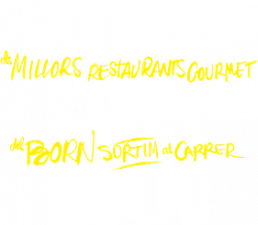 BORN Street Food Mercè